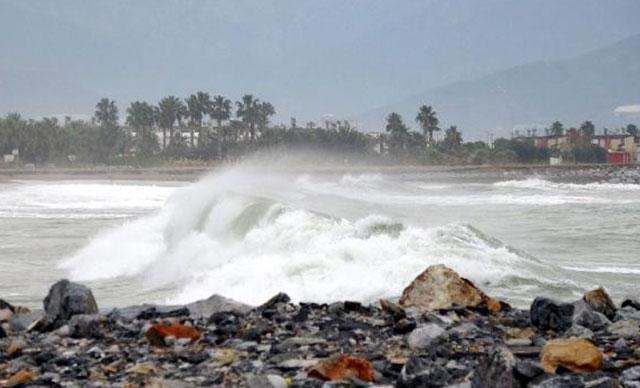 Meteoroloji: Fırtına bekleniyor