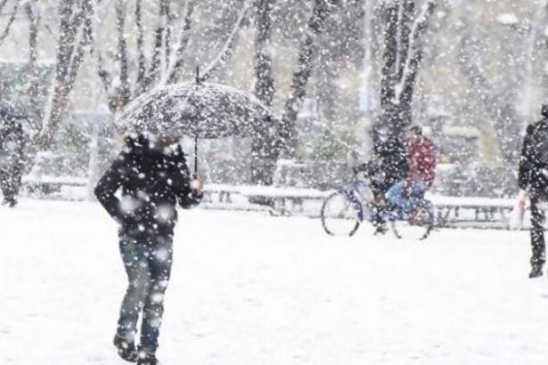 Meteoroloji: İstanbul'a kar geliyor