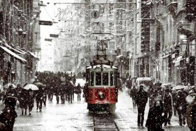 Meteoroloji: Kar İstanbul'a geri dönüyor