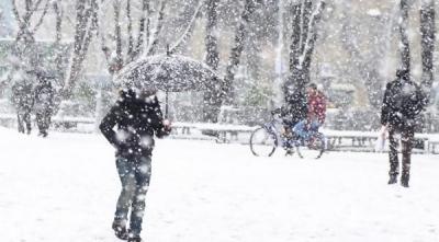 Meteoroloji: Yarından itibaren kar ve fırtına geliyor