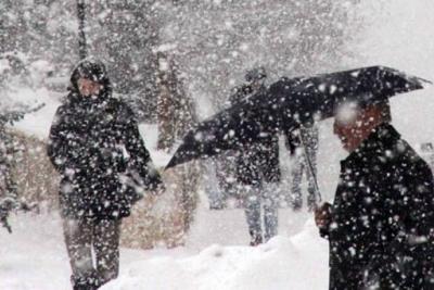 Meteorolojiden 7 il için yoğun kar uyarısı