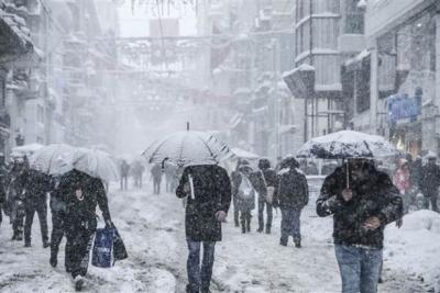 Meteoroloji'den İstanbul açıklaması
