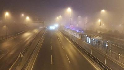 Meteoroloji'den Marmara'ya fırtına uyarısı