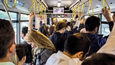 Metrobüste tacize 7 yıl hapis