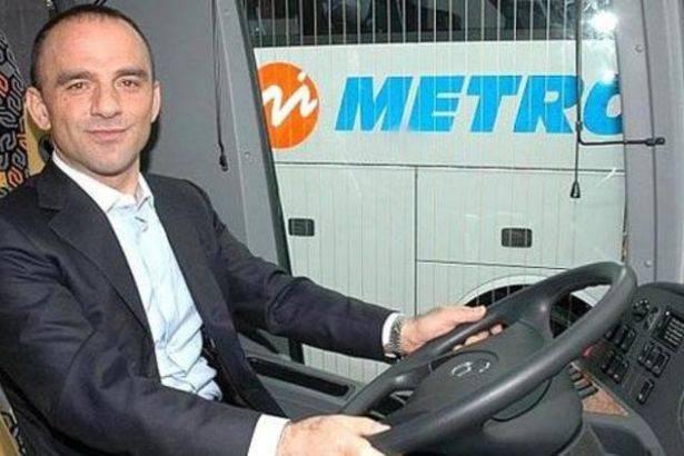 Metro'nun sahibinin cezası onandı, yurtdışına kaçtı