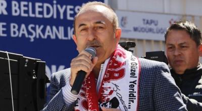 Mevlüt Çavuşoğlu: 'HDP'li adaylar yüzde 100 PKK'lıdır'