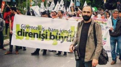 Mezopotamya Ajansı muhabiri Berzan Güneş tutuklandı