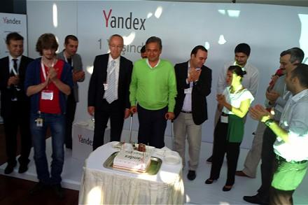 Yandex Türkiye 2. yaşını kutladı!