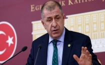 MHP Genel Başkan adayı Ümit Özdağ parti binasına sokulmadı!
