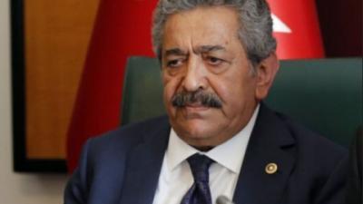MHP Genel Başkan Yardımcısı koronavirüs nedeniyle hastaneye yatırıldığını duyurdu