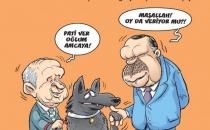 MHP'nin AKP'ye desteği Gırgır kapağında!