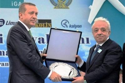 'Milletin a... koyacağız' diyen Mehmet Cengiz cezaevi inşa ediyor