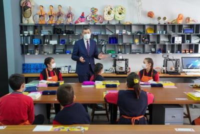 Milli Eğitim Bakanı Ziya Selçuk'tan yüz yüze eğitim açıklaması: 'Yüzde 80'i buldu'