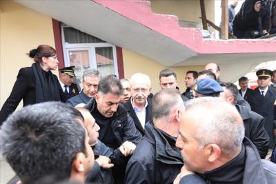 Milli Savunma Bakanlığı'ndan, Kılıçdaroğlu'na linç girişimi ve 'Hulusi Akar' açıklaması: Bakan, olayları yatıştırmak için...