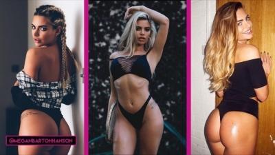 Model Megan Barton Hanson çıplak videolarını satışa çıkardı