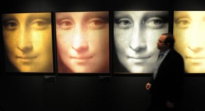 'Mona Lisa'nın nü taslağı' Fransa'da bulundu!