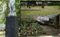 Moskova'da Lenin heykeline saldırı!