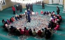 Müftülük çocukları zikir ayinine davet etti!