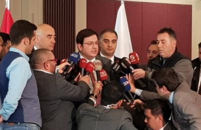 Muharrem Erkek: Erdoğan'ın da mazbatasını iptal edin