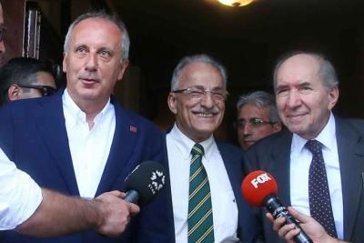 Muharrem İnce: Bir kişi dahi partiden istifa etmesin