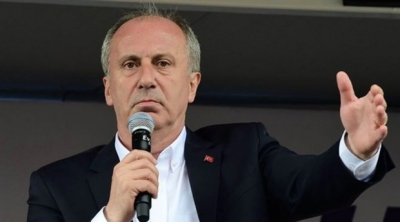 Muharrem İnce: Erdoğan, 24 Haziran'dan sonra döviz düşecek demiş, o da bana güveniyor demek ki