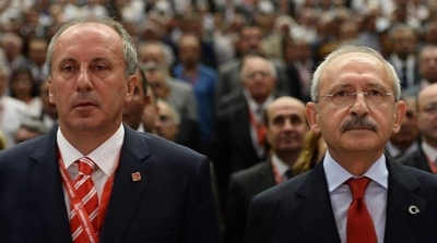 Muharrem İnce: Kılıçdaroğlu'na genel başkanlık görevini istediğimi ilettim