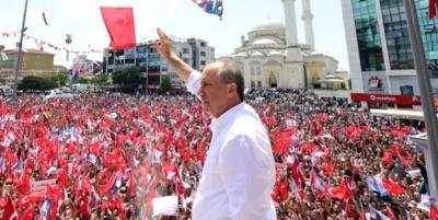 Muharrem İnce'den Erdoğan'a: Hava durumu senden fazla izlenmiş