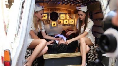 Murat Boz'a hemşirelerden tepki