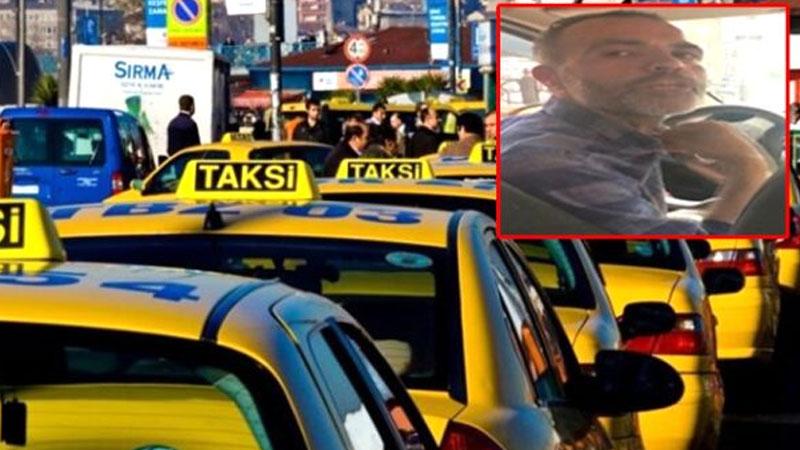 Müşterisini 'değişim saatim geldi' diyerek araçtan indirmek isteyen taksici meslekten men edildi