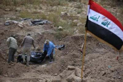 Musul'da toplu mezar bulundu: 4 bin ölü olduğu düşünülüyor