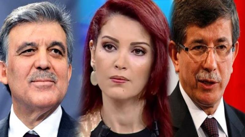 Nagehan Alçı: Abdullah Gül ve Ahmet Davutoğlu'nun parti kurma girişimi yok