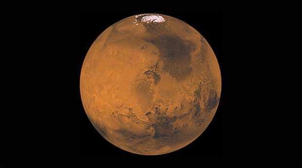 NASA: Mars, oksijen tüketerek yaşayan basit yaşam formlarını destekleyebilir
