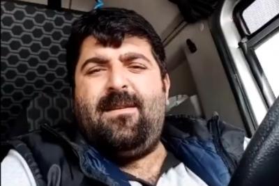 'Nasıl evde kalayım, kiramı ödeyemem' diyen TIR şoförü serbest bırakıldı