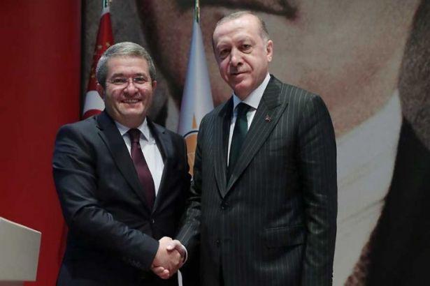 Necdet Takva AKP'den aday oldu