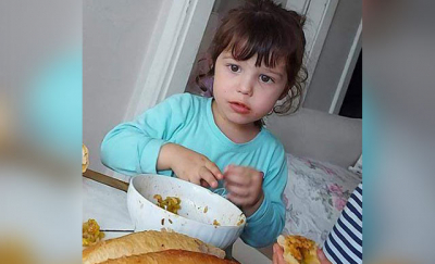 Nefes borusuna ekmek kaçan 2 yaşındaki çocuk hayatını kaybetti