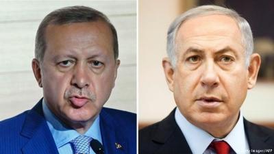 Netanyahu'dan Erdoğan'a: Kuzey Kıbrıs'ı işgal eden, Afrin'de sivilleri katleden biri
