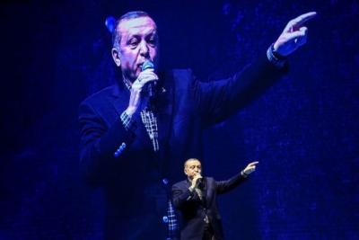 New York Times: Merkel, Erdoğan'ın seviyesine inmek istemiyor