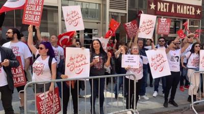 New York'taki Türk Günü'ne