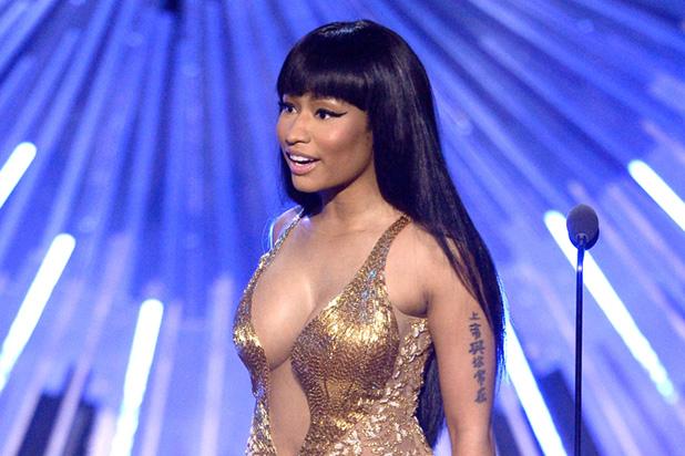 Nicki Minaj müziği bıraktı