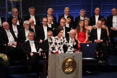 Nobel Edebiyat Ödülü komite başkanı istifa etti