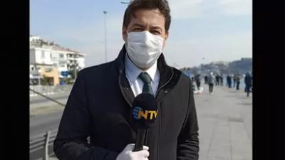 NTV muhabiri Korhan Varol, koronavirüse yakalandığını açıkladı
