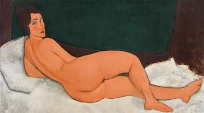 Nü tablo 157 milyon dolara satıldı