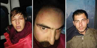 Nuriye Gülmen ve Semih Özakça, gözaltına alındı