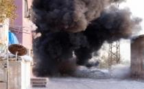 Nusaybin'de arka arkaya patlama Şırnak'ta çatışma!