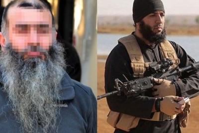 O IŞİD'linin abisi tutuklandı