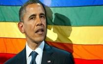 Obama: Eşcinsel hakları için yaptıklarımdan gururluyum!