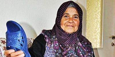 Oğluna attığı terlik 'silah' sayılan kadın beraat etti