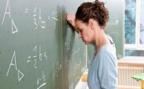 Öğretmenlerin yüzde 62'sinin psikolojisi bozuk!