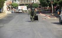 Okmeydanı'nda şüpheli paket nedeniyle cadde trafiğe kapatıldı