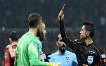 Olaylı Galatasaray-Trabzonspor maçının hakemi Deniz Ateş Bitnel PFDK'ya sevk edildi